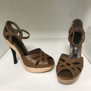 Marni Strappy Heels